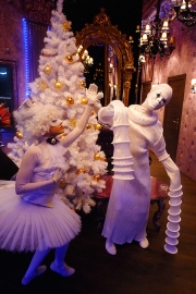 Балерина и Пьеро