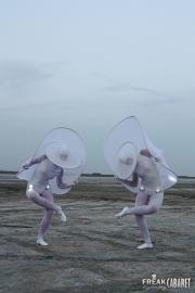 Белое Шоу - Танец Шивы
