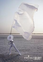 Белое Шоу - Флаг