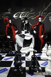 Шахматная Королева: Встреча Гостей