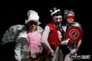 Freak-Cabaret: Костюмированная встреча гостей
