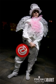 Ангел на День Влюбленных