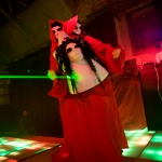Шоу на Хеллоуин