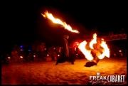 Freak-Cabaret  - Огненное Шоу