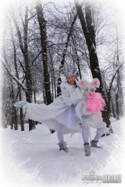 Снегурочка и Мышь