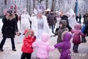 Зимняя Сказка: Снегурочка