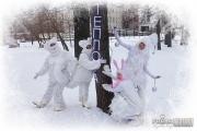 Новогодние костюмы Фрик-Кабаре
